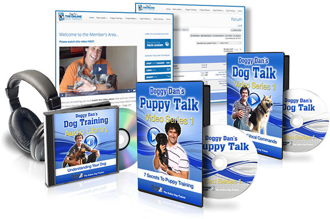 The Online Dog Trainer Program